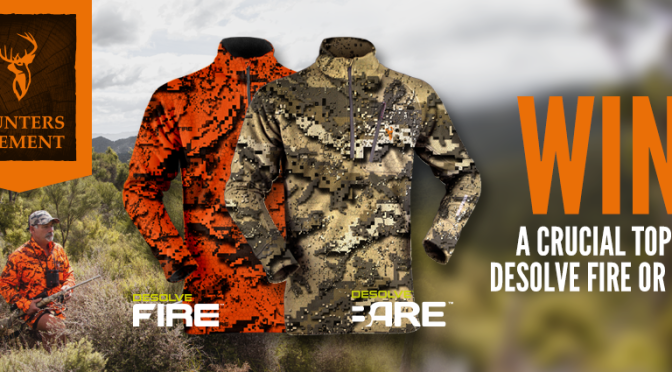 Win a Crucial Zip with Hunters Element