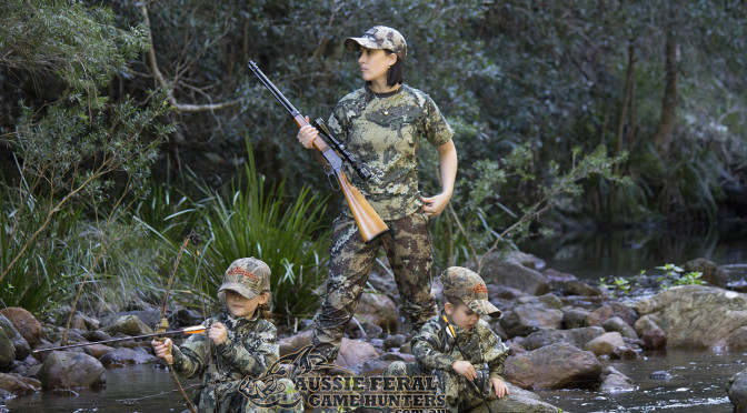 Families that hunt together stay together