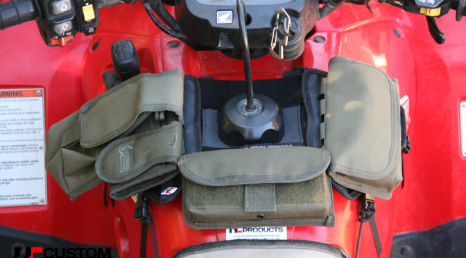 Molle Tank/Quad Utility Bag (KETUB) by KE Custom